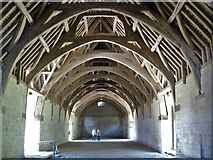 ST8260 : Barton Farm - the Great Barn [4] by Michael Dibb