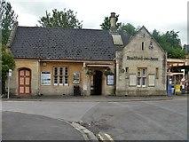 ST8260 : Railway station [2] by Michael Dibb