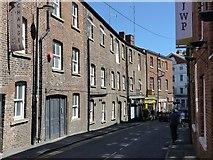 SE3320 : Cheapside, Wakefield by Alan Murray-Rust