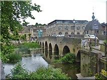 ST8260 : Town Bridge [1] by Michael Dibb