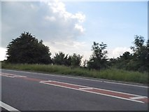 SP1156 : Stratford Road near Alcester by David Howard