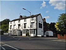 SO8986 : The Rose and Crown, Buckpool by David Howard