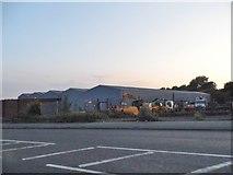 SO9288 : Warehouse on Pedmore Road, Woodside by David Howard