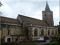 ST8260 : Parish church by Michael Dibb