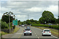 W8373 : East Cork Parkway between Junctions 4 and 5 by David Dixon