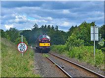 SD5095 : The Lakelander heads for Windermere by Nigel Brown