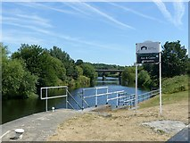 SE3419 : Welcome to the Aire & Calder Navigation by Alan Murray-Rust