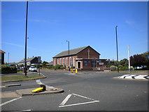 NZ3571 : Cullercoats Methodist Church by Richard Vince