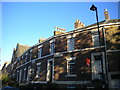 NZ3669 : Huntingdon Place and Newcastle Terrace, Tynemouth by Richard Vince