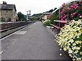SE8191 : Pickering Platform, Levisham Railway Station by Andrew Curtis