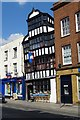 SO8932 : Timber-framed building, Tewkesbury High Street by Philip Halling