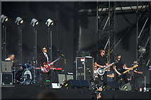 NS5964 : Interpol on stage at TRNSMT, Glasgow Green by Mike Pennington