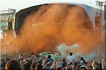 NS5964 : Arctic Monkeys take the stage at TRNSMT, Glasgow Green by Mike Pennington