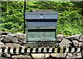 NG8956 : A beehive at Torridon by Walter Baxter