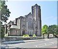SJ3192 : Egremont, closed church by Mike Faherty