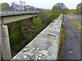 NT7772 : Two bridges crossing the Dunglass Dene by Mat Fascione