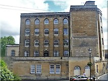 ST8260 : Abbey Mills [2] by Michael Dibb