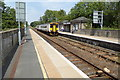 TM4069 : Train 156 409 arriving at Darsham Railway Station by Adrian Cable