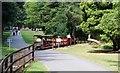 NO4714 : Miniature train by Bill Kasman