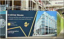 J3374 : Erskine House, Belfast - July 2018(2) by Albert Bridge