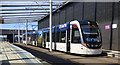 NT1772 : Edinburgh Gateway tram stop by Thomas Nugent