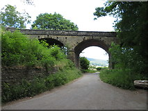 SK2367 : Coombs Road viaduct by Gareth James