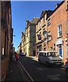 SE3320 : Northwest on King Street, Wakefield by Robin Stott