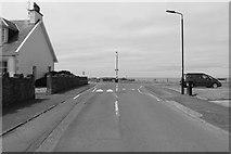 NX0882 : Shore Road, Ballantrae by Billy McCrorie