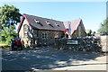SN0617 : Old school, now brewery, Llawaden by ceridwen