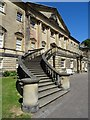 SE4017 : Steps on the east front of Nostell Priory by Philip Halling