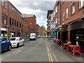 SJ8498 : Northern Quarter, Edge Street by David Dixon