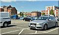 J3374 : Car park, North Street, Belfast - July 2018(2) by Albert Bridge