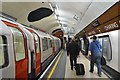 TQ3080 : Bakerloo Line, Charing Cross Underground Station by N Chadwick