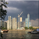 TQ3078 : Development, Albert Embankment (3) by Stephen Richards