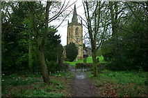 NZ5316 : St Cuthbert's Church, Ormesby by David Robinson