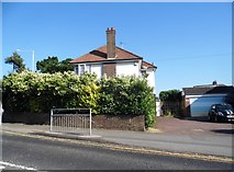 TR3569 : House on College Road, Margate by David Howard
