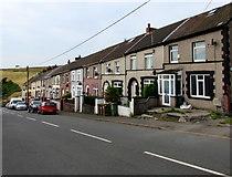 SO1004 : Glenview Terrace, Pentwyn by Jaggery