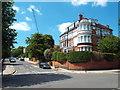 TQ2585 : Kidderpore Avenue, Hampstead by Malc McDonald