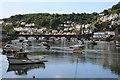 SX2553 : Looe Harbour by David Robinson