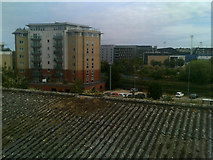 TM1543 : Centrum Court, Ipswich by Adrian Cable