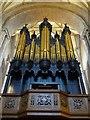 SO8932 : Milton Organ, Tewkesbury Abbey by Philip Halling