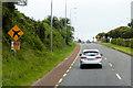 W6766 : Southbound N27 near Cork Airport by David Dixon