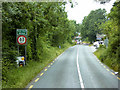 W6662 : R600 approaching Five Mile Bridge by David Dixon