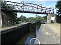 SE3419 : Fall Ing Lock, Wakefield by Rudi Winter