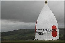 SJ9377 : White Nancy, Kerridge Hill by David Robinson