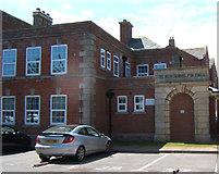TA1767 : Former High School for Girls, Bridlington by Stefan De Wit