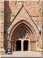 NY3955 : Cathedral Church of the Holy Trinity, Carlisle by Alan Murray-Rust