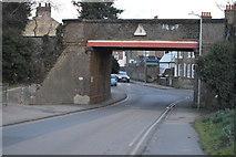 TR3752 : Railway Bridge, Park Avenue by N Chadwick