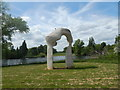 TQ2680 : Sculpture in Hyde Park by Hamish Griffin