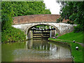 SP5565 : Bridge and Top Lock near Braunston in Northamptonshire by Roger  Kidd